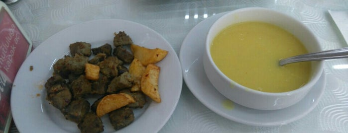 Edirne Balkan Pilic Restaurant is one of สถานที่ที่บันทึกไว้ของ Aydın.