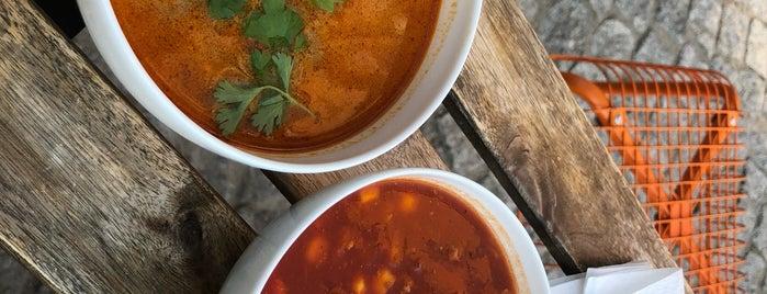 Chochla Soup Bar is one of Trójmiasto.