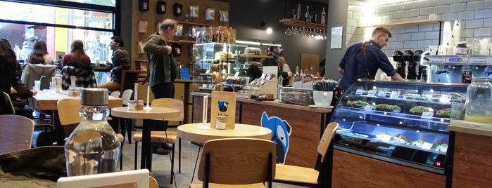 Coffee Lab is one of Gespeicherte Orte von Korina.