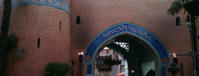 Adventureland® is one of Travelling around the world.