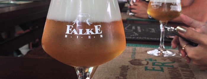 Falke Bier is one of Restaurantes.