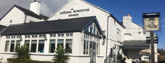The General Burgoyne is one of The Dog's Bollocks' Lake District.