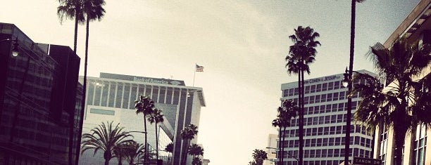 Wilshire Blvd is one of ROAD TRIP USA · 2016.