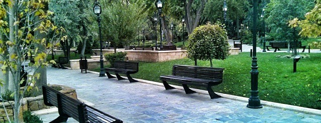 İzmir Parkı is one of Baku Places To Visit.