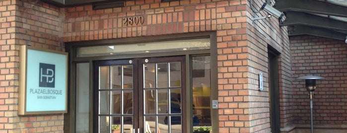 Hotel Plaza El Bosque Suites is one of Santiago wish list.