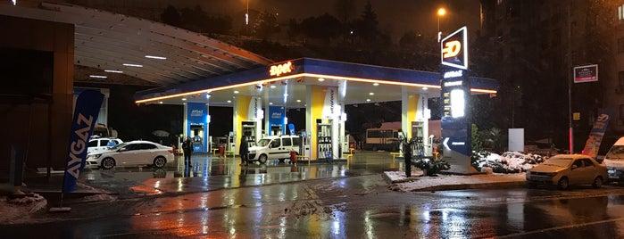 paye petrol is one of Lieux qui ont plu à Esad.