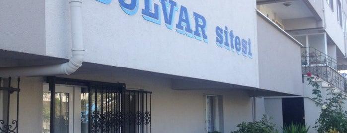 Bulvar Sitesi is one of Bandırma.