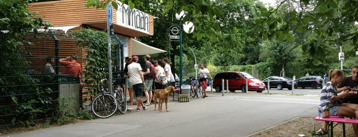 Mmaah is one of Berlin Restaurants and Cafés.
