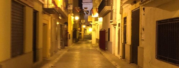 Navajas is one of Valencia.