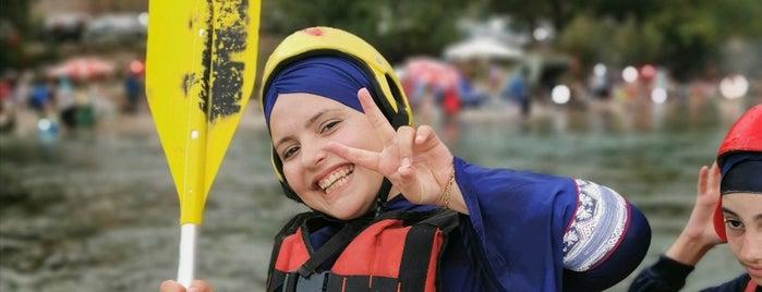 Gökçesu restaurant & rafting is one of Yılmazさんのお気に入りスポット.