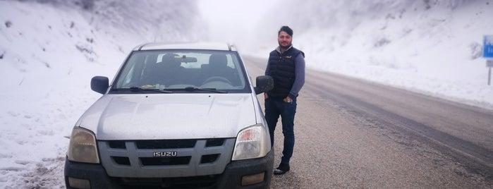 Kocayayla is one of สถานที่ที่บันทึกไว้ของ FederalOtomotiv.