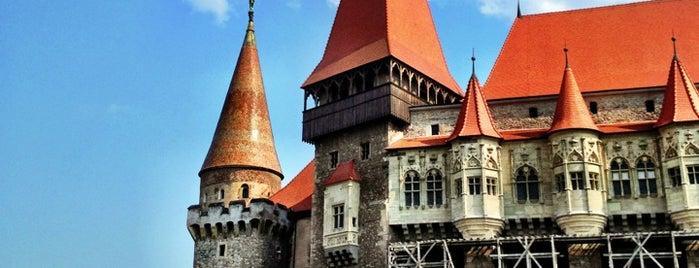 Castello dei Corvino is one of Romania 2014.