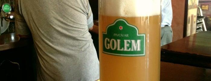 Pivovar Golem is one of Košice.