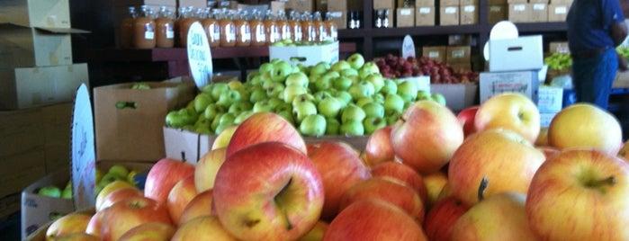 Boa Vista Orchards is one of Lieux qui ont plu à Alan.