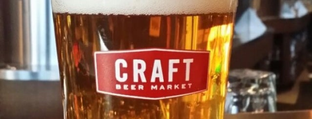 Craft Beer Market is one of Calgary.