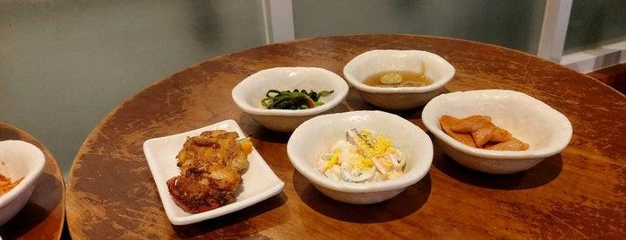 Yongdaeri is one of Jkt Simple Art of Eating.