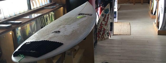 58 Surf Shop is one of Иностранные страны.