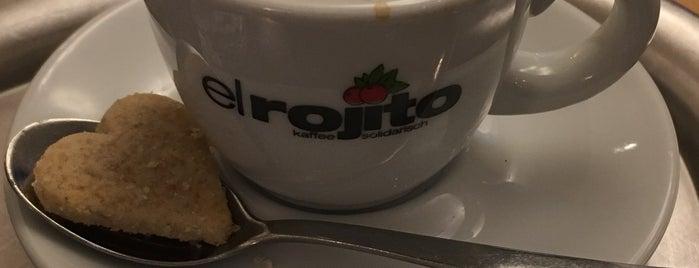 El Rojito is one of Vegan, veganfriendly & yummy in Hamburg.