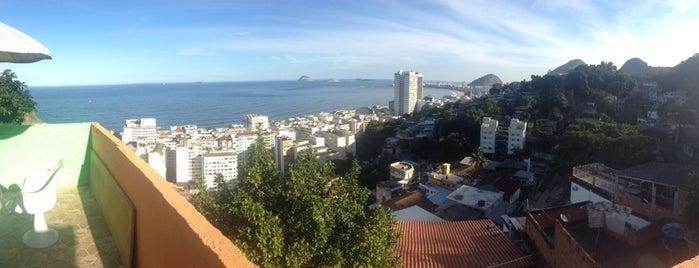 Bar do Alto is one of Rio de Janeiro's best places ever #4sqCities.