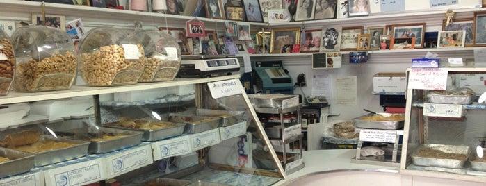 Poseidon Bakery is one of NY to-do.