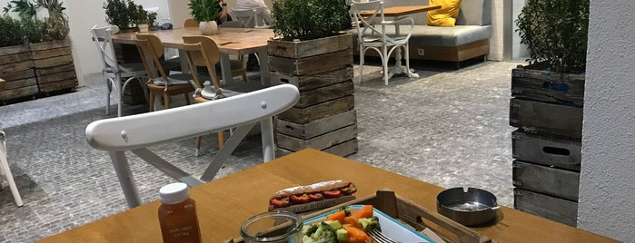 Plus Kitchen is one of İstanbul-Avrupa.