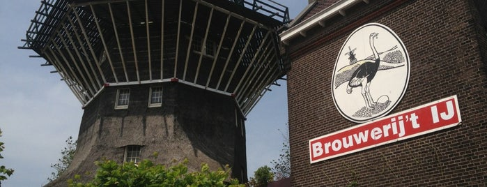Brouwerij 't IJ is one of Amsterdam.