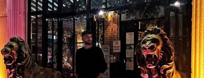 Manastır Cocktail Bar & Club is one of Nightlife In Eskişehir.