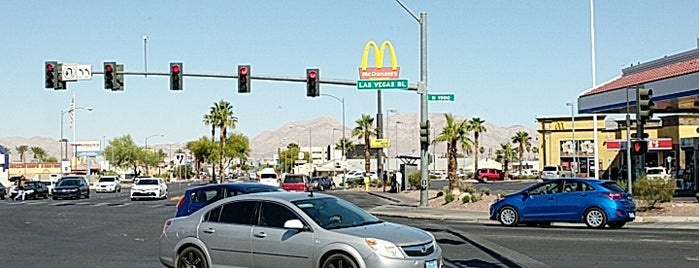 I-15 @ Lake Mead Blvd is one of EUA - Oeste.