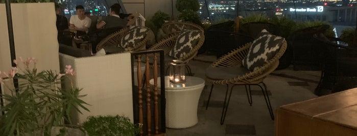 Penthouse Bar + Grill is one of Bangkok II.