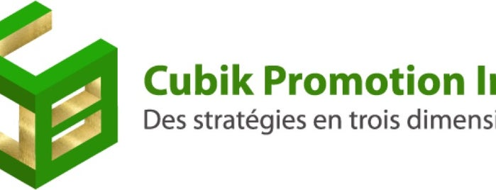 Cubik Promotion is one of Posti salvati di Buttercup.