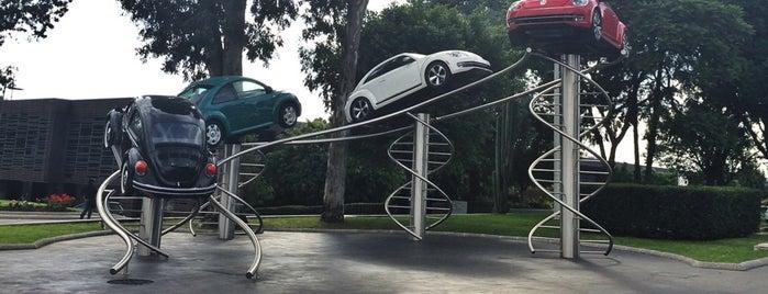 Volkswagen de México is one of Locais curtidos por Joaquin.