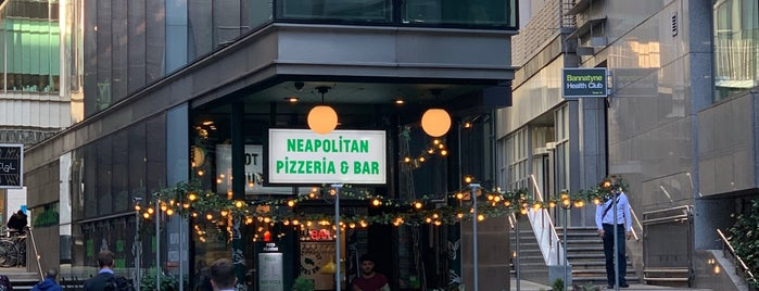 Pizza Pilgrims is one of New London Openings 2018.