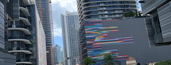 Brickell Heights is one of MIA.