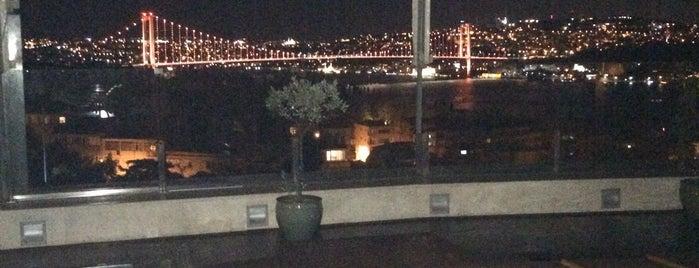 Conrad Istanbul Bosphorus is one of Posti che sono piaciuti a Fuat.