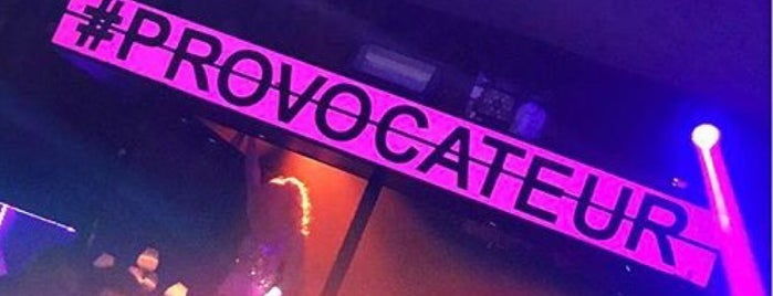 Provocateur is one of Clubz.