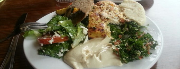 Terra Mediterranean is one of Fav Food.