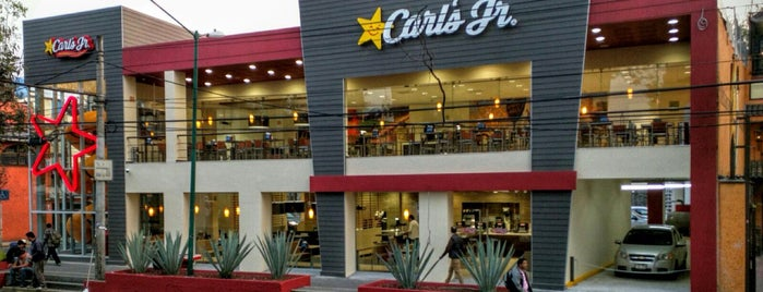 Carl's Jr. is one of Lieux qui ont plu à Roge.