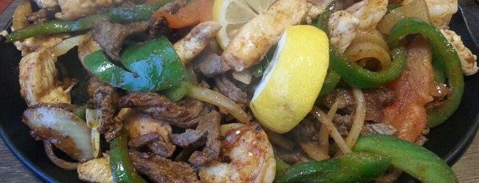 Five Points Cocina Mexicana is one of Lieux qui ont plu à Jordan.