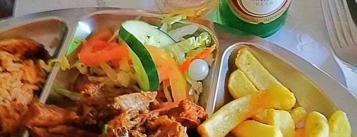 Jaanchies Restaurant is one of Dominik'in Kaydettiği Mekanlar.