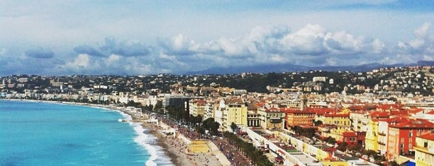 Panorama de la Baie des Anges is one of South of France.