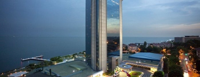 Renaissance Polat Istanbul Hotel is one of Ugur e..