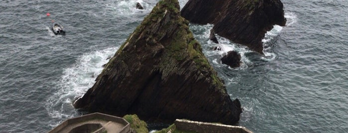 Dunquin Pier is one of Leslieさんのお気に入りスポット.
