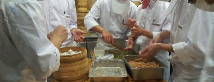 Din Tai Fung is one of A week in Shanghai.