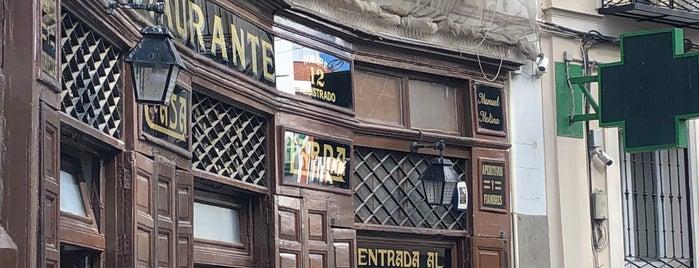 Restaurante Casa Labra is one of HL Restaurants OK MAD.