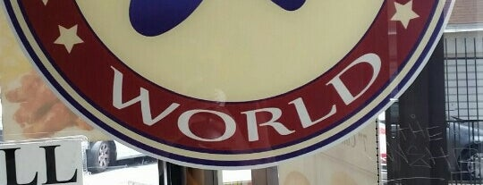 Wings World is one of LA Wings.