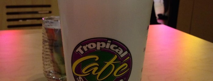 Tropical Smoothie Cafe is one of Vegan dining in Las Vegas.