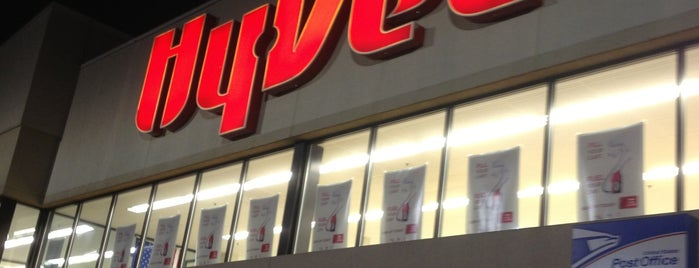 Hy-Vee is one of Jared's Liked Places.