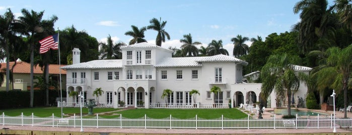 Star Island is one of Miami.