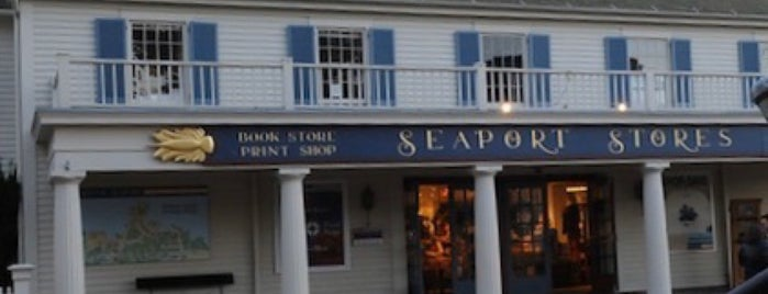 Mystic Seaport Museum Store is one of Mystic, CT.