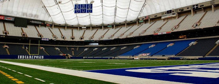 RCA Dome is one of Indiana.